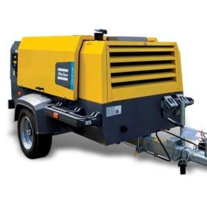 Compresseur d'air mobile diesel XAVS 238