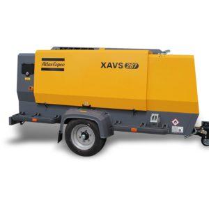 Compresseur d'air mobile XAVS 287